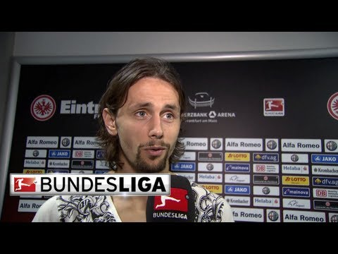 Coach Klopp and Neven Subotic Discuss Another Dortmund Victory