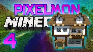Minecraft: Pixelmon Let's Play w/Mitch! Ep. 4 - How To Towny!