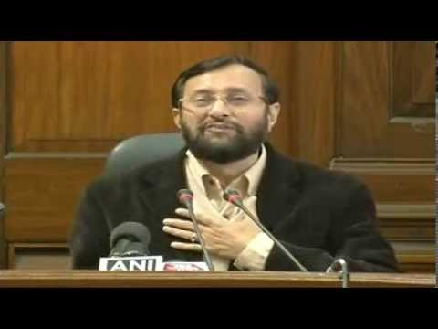 Rahul Gandhi falsehood exposed :- Shri Prakash Javadekar