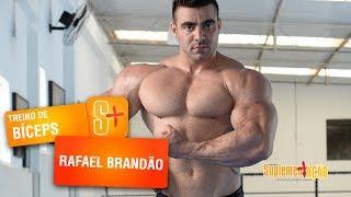 Rafael Brandão - Treino de Bíceps