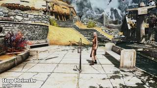 Skyrim Mods 92 - Kitten, N7 Armor, Tales of Intrigue, Sjel Blad Castle