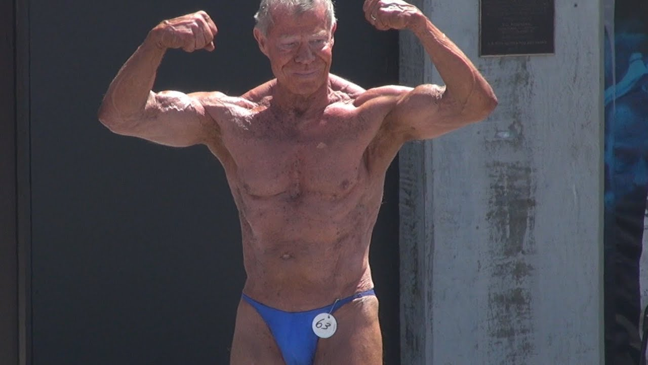 how to build muscle mass in 70 year old