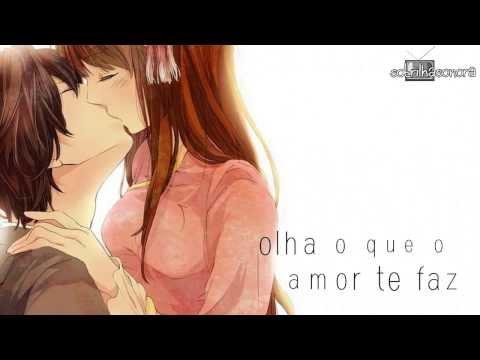Olha o Que o Amor Me Faz - Sandy e Junior - TRILHA SONORA O CRAVO E A ROSA - Tema de  Bianca