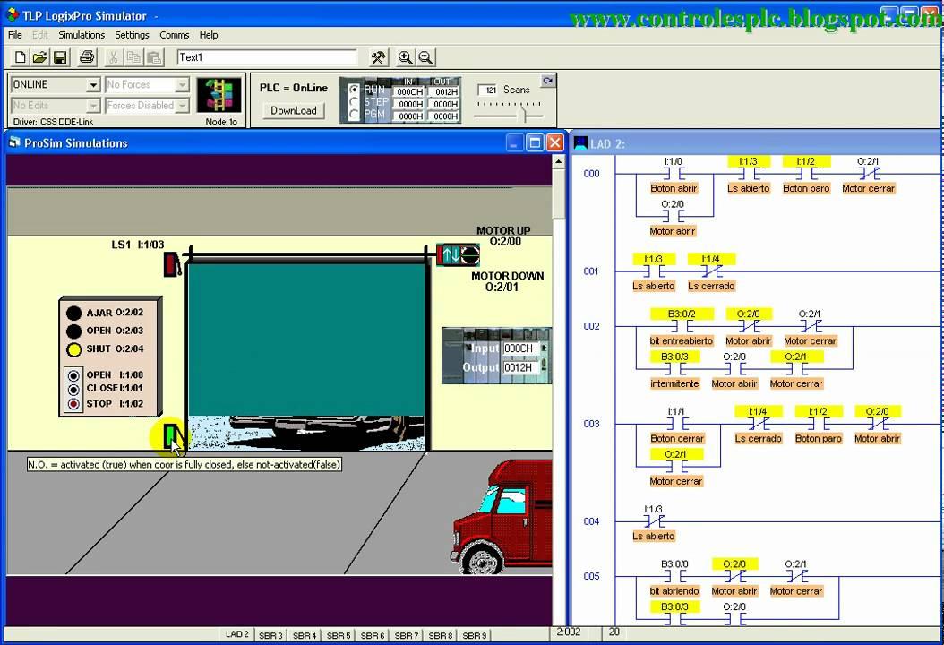 Logixpro  Automatizar  Plc  Allen Bradley  Rslogix