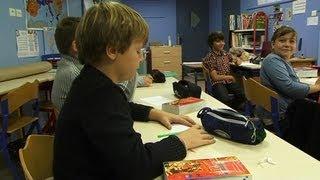 La réforme des rythmes scolaires s'appliquera en 2013