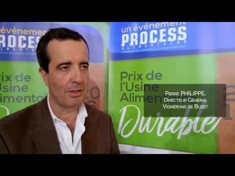 ITW Pierre Philippe DG - Les Vignerons de Buzet, lauréat du Prix Usine Alimentaire Durable