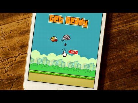 Феномен игры Flappy Bird