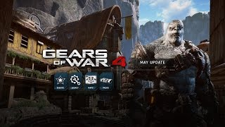 Gears of War 4 - May Update