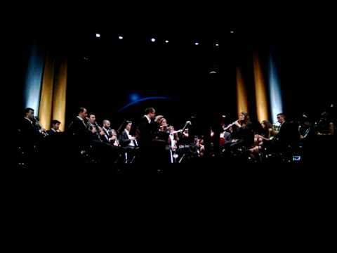West Europe Orchestra - 7th Art Magic Concert - 2001: A Space Odissey Theme