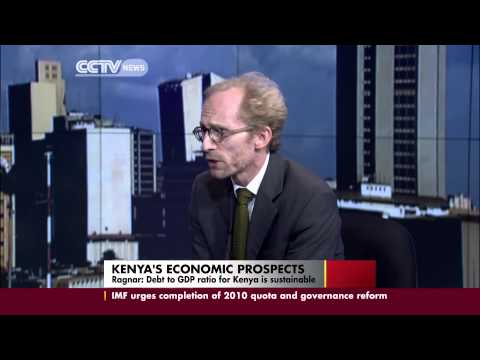 Kenya's economic prospects to grow between 5.5 & 6% in 2014