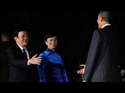 Mỹ chưa thể bán vũ khí cho Việt Nam