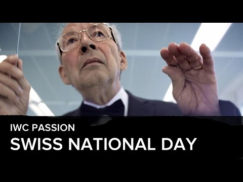 IWC Schaffhausen Celebrating Swiss National Day With…a Mini Orchestra: VIDEO