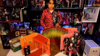 Mi Nueva Coleccion De Monster High 2014