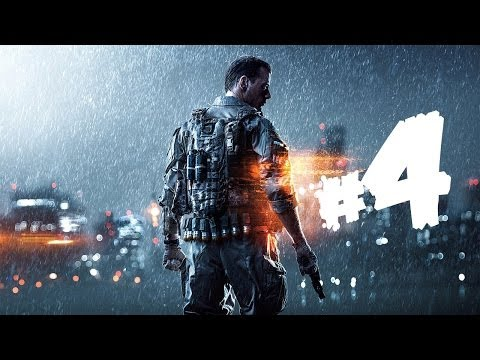 Battlefield 4 Gameplay/Walkthrough Part 4 - South China Sea