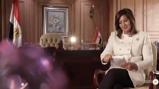 وزيرة الهجرة تواصل الرد على أسئلة المصريين
