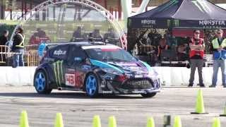 Gymkhana Grid 2013 Monster Energy con Ken Block en Madrid