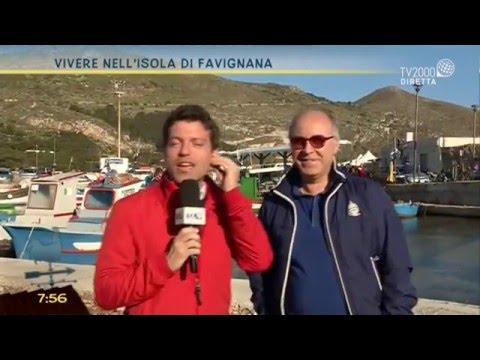 Come si vive nell'isola di Favignana
