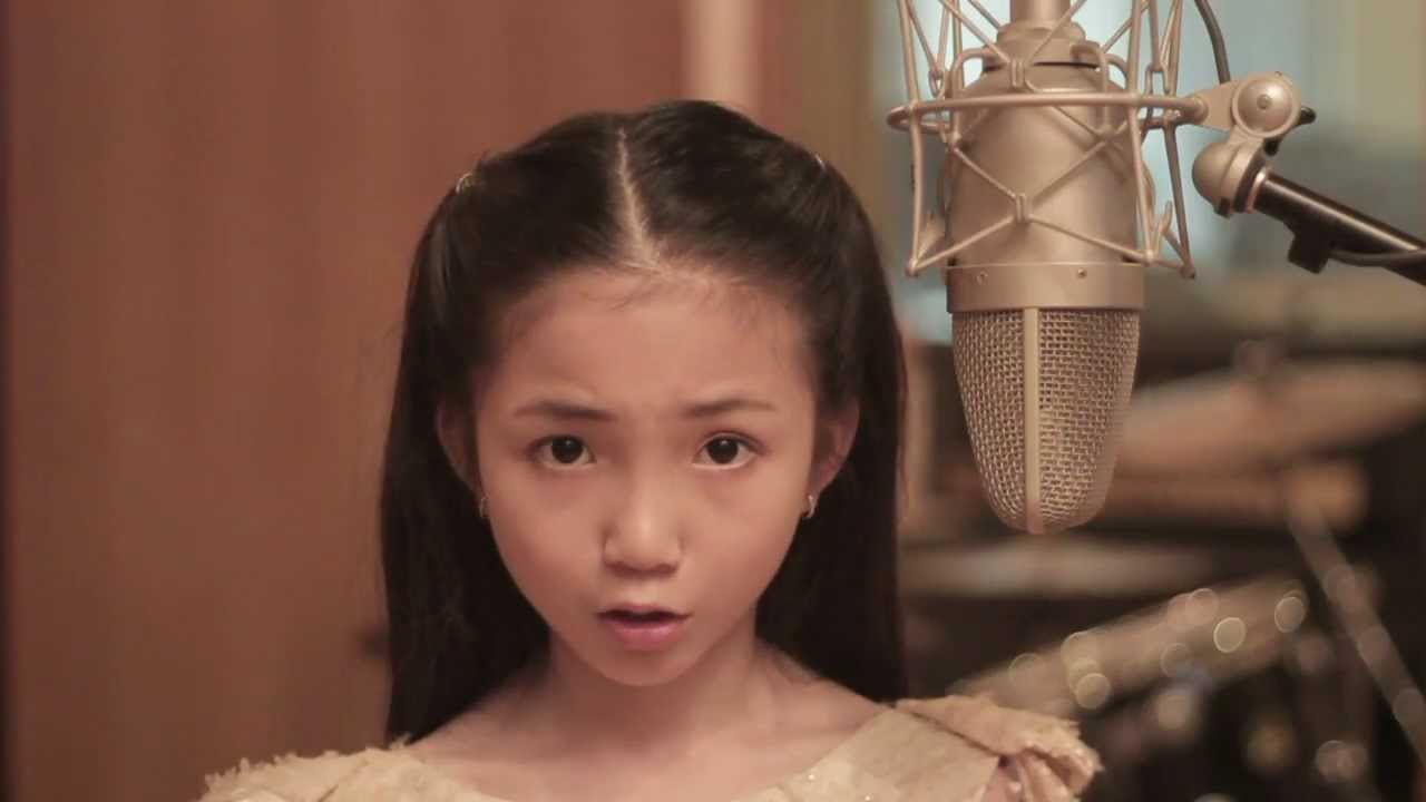 9-YEAR-OLD Crystal Lee sings SOMEONE LIKE YOU (Adele Cover) HD