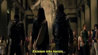 PERCY JACKSON E O LADRÃO DE RAIOS Trailer HD Legendado