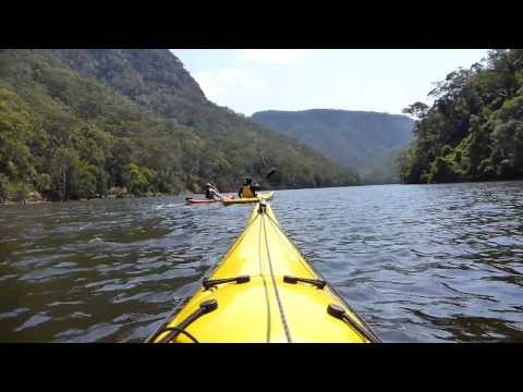 04.Kayak Paddle-Kangaroo Valley-15/16.1.14