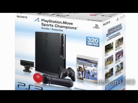 PlayStation 3 160GB and 320GB Models Announced, In this video I discuss the latest models of the PlayStation 3. Today at Gamescom Sony announced two new PS3 models, one of which is the 160GB version (up fr...