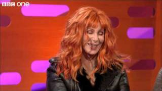 "Cher And Dawn French Sing Along To ""Believe"" The Graham"