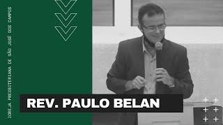 Rev. Paulo Belan
