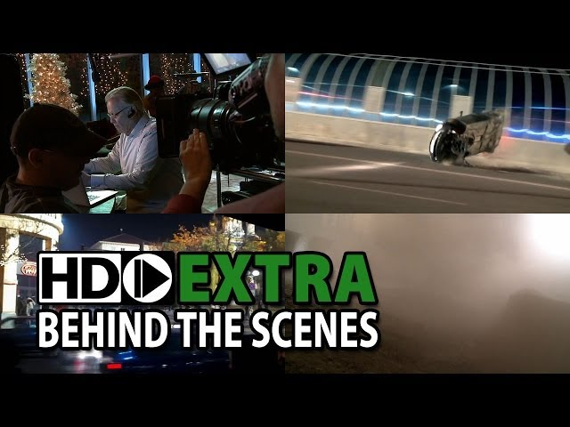 Getaway (2013) Behind the Scenes, Making of & B-Roll - Part2/2