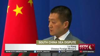 China warns US against challenging its actions in South China Sea