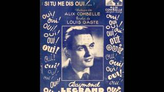 Pierre Mingand - oui ! si tu me dis oui (1942)