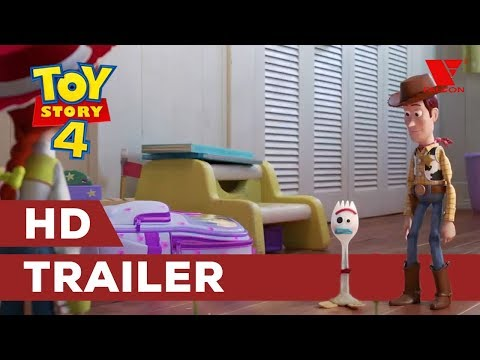 Toy Story 4 - filmový trailer