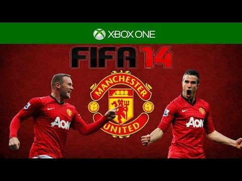 FIFA 14 Xbox One - Manchester United Career Mode S4 Ep. 1