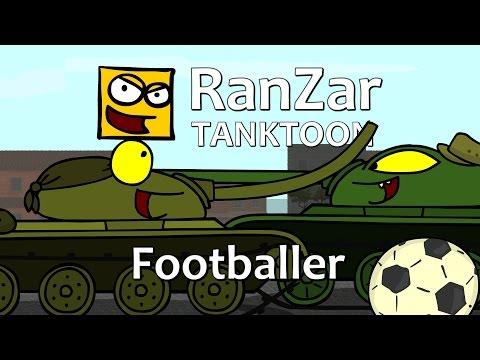 Tanktoon - futbalista