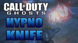 [Call Of Duty Ghosts Extinciton] Hypno Knife Ou Couteau