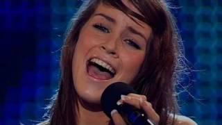 The X Factor 2009 Lucie Jones Bootcamp 1 (itv.com
