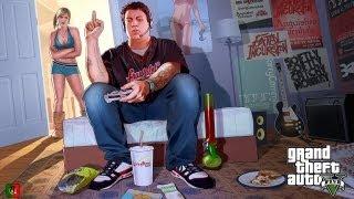 Grand Theft Auto 5 : SECRET / Lieux, Phénomène, Voiture