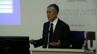Jiang Kejun: Scenarios for China's energy and climate policy, at ANU Crawford School