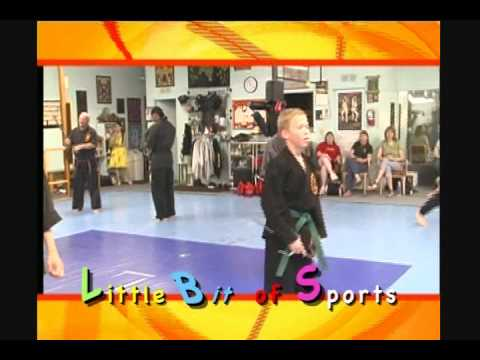 Okinawa-Te Lancaster - Sensei Richard Triplett - Little bit of Sports - Part 1
