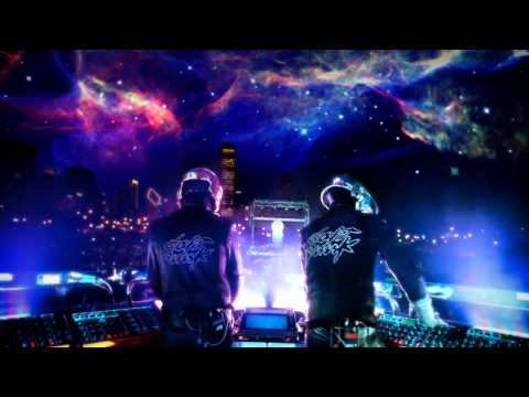 Daft Punk ft. Pharrell - Get Lucky HQ [1 HOUR LOOP]