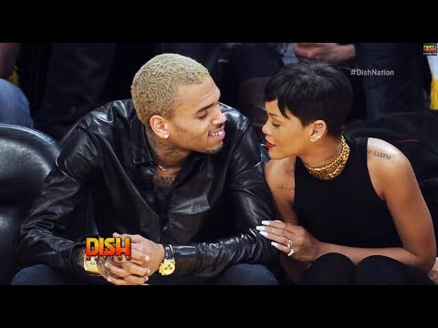 Chris Brown And Karrenche Tran BET Awards Weekend DRAMA!
