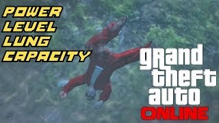 GTA 5 Online: How To Power Level Lung Capacity