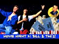 Let's Watch the 80s: Retromancers Movie Night 2 : Bill & Ted's Excellent Adventure! | Commentary