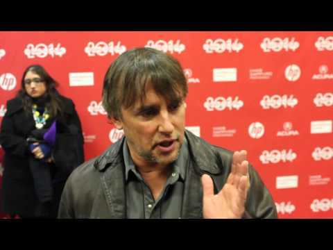 Richard Linklater talks