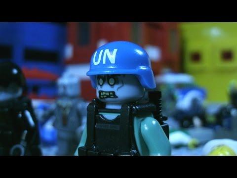 Lego Zombie: The Outbreak