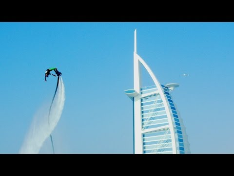 Pick Your Playground - Flyboard Dubai 4K
