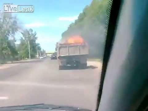 Camionul cu foc