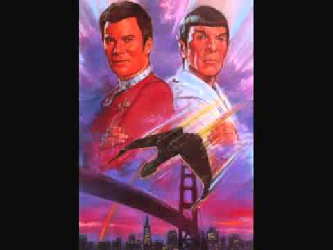 Star Trek IV: The Voyage Home - Nuclear Vessels Trailer and iPhone 4 and iPhone 5 Case