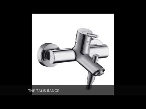 Hansgrohe Tap Range Overview in 30 seconds bathroomsforme