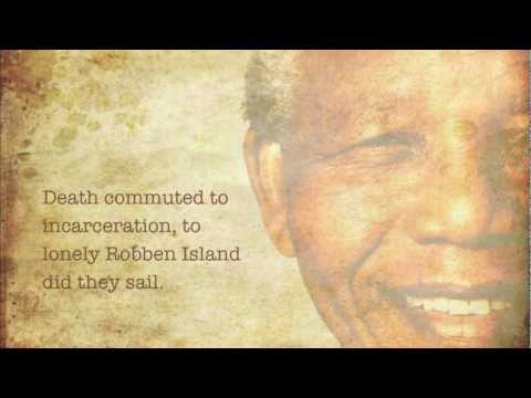 """""""Nelson"""" - A Tribute to Nelson Mandela"""