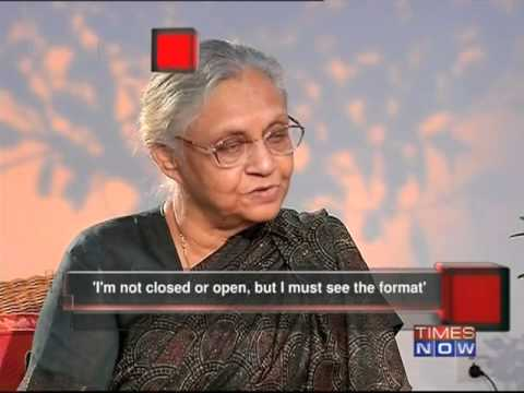 The Real Politik : Sheila Dikshit - Full Episode